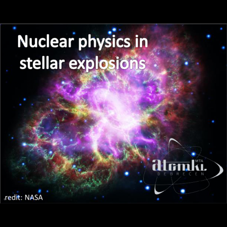 Nuclear Physics In Stellar Explosions Workshop